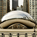 Cloud Gate - 3 by Ely Arsha