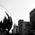 Cloud Gate Attack by Pete Mikelson