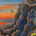 Cloud Gods by John Malone