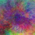 Cloud Mandala by Diane Parnell