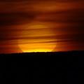 Cloud Misted Sunrise  by Jeff Swan