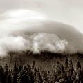 Cloud Mountain by Joe Hoover