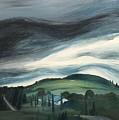 Black Cloud by Olivia Ouyang