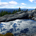 Cloud Pool On Borestone Mountain by Diana Ludwig