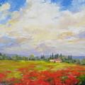 Cloud Poppies by Barrett Edwards
