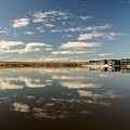 Cloud Reflections by Anthony Croke