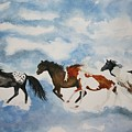 Cloud Runners by Michele Turney