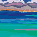 Cloud Sea View by Sarah Gillard