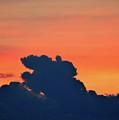 Cloud Shapes  by Lyle Crump