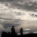 Cloud Study 1 by Lee Santa