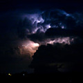 Cloud To Cloud Lightning Photography by James BO Insogna
