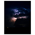 Cloud To Cloud Lightning Photography Poster by James BO  Insogna