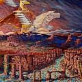 Cloud Warrior by William Clayton