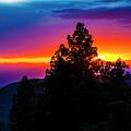 Cloudcroft Sunset by Ed Ostrander