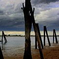 Clouds And Iron Pillars by John Kenealy