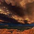 Clouds And Thunderstorm Bryce Canyon National Park  by Dave Welling