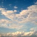 Clouds Clouds Clouds by Susanne Van Hulst