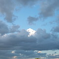 Clouds In A Bright Sky by Michelle Miron-Rebbe