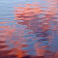 Clouds In The Water  by Lynda Lehmann