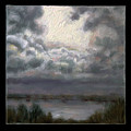 Clouds Number Seven by John Lautermilch