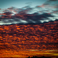 Clouds Of Fire by Brooks Creative -Photography and Artwork By Anthony Brooks