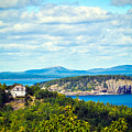 Clouds Over Acadia by Anna Serebryanik