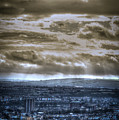 Clouds Over Bristol Hdr Split Toning by Jacek Wojnarowski