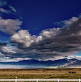 Clouds Over California by Mountain Dreams
