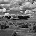 Clouds Over Cedar Mesa by Troy Montemayor