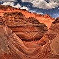 Clouds Over Coyote Buttes North by Adam Jewell