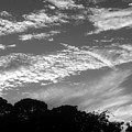 Clouds Over Florida by Robert Wilder Jr