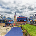 Clouds Over Gillette Stadium by Brian MacLean