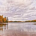 Clouds Over Lake by Joanne McKinnon