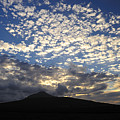 Clouds Over Mount Slievemore by Stefan Schnebelt