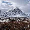 Clouds Over Mountains, Glencoe, Scotland by Panoramic Images