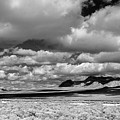 clouds over Nevada desert by Thomas Panholzer
