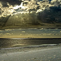 Clouds Over The Bay by Christopher Holmes