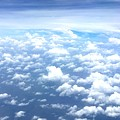 Clouds Over The Ocean by William Rogers