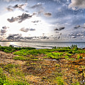 Clouds Over The Sea by Galeria Trompiz