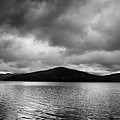 Clouds Over Wyman Lake by John Meader