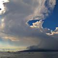 Clouds Rising by Joan  Minchak