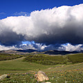 Clouds Rolling In by MH Ramona Swift