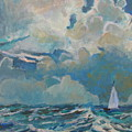 Clouds Sails by Linda Emerson