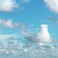 Cloudscape A Fine Day by A J Paul