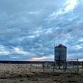 Cloudy Day On The Ranch by Rancher's Eye Photography