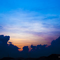 Cloudy Hedges by Oghenefego Ofili