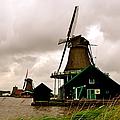 Cloudy Holland by Caroline Reyes-Loughrey