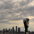 Cloudy Louisville by FineArtRoyal Joshua Mimbs