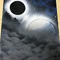 Cloudy Nite by Michael Garcia