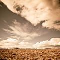 Cloudy Plain by Scott Sawyer